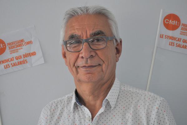 secrétaire général du SNPJ secteur notariat